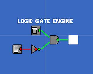 Logic Gate Engine
