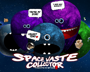 Space Waste Collector