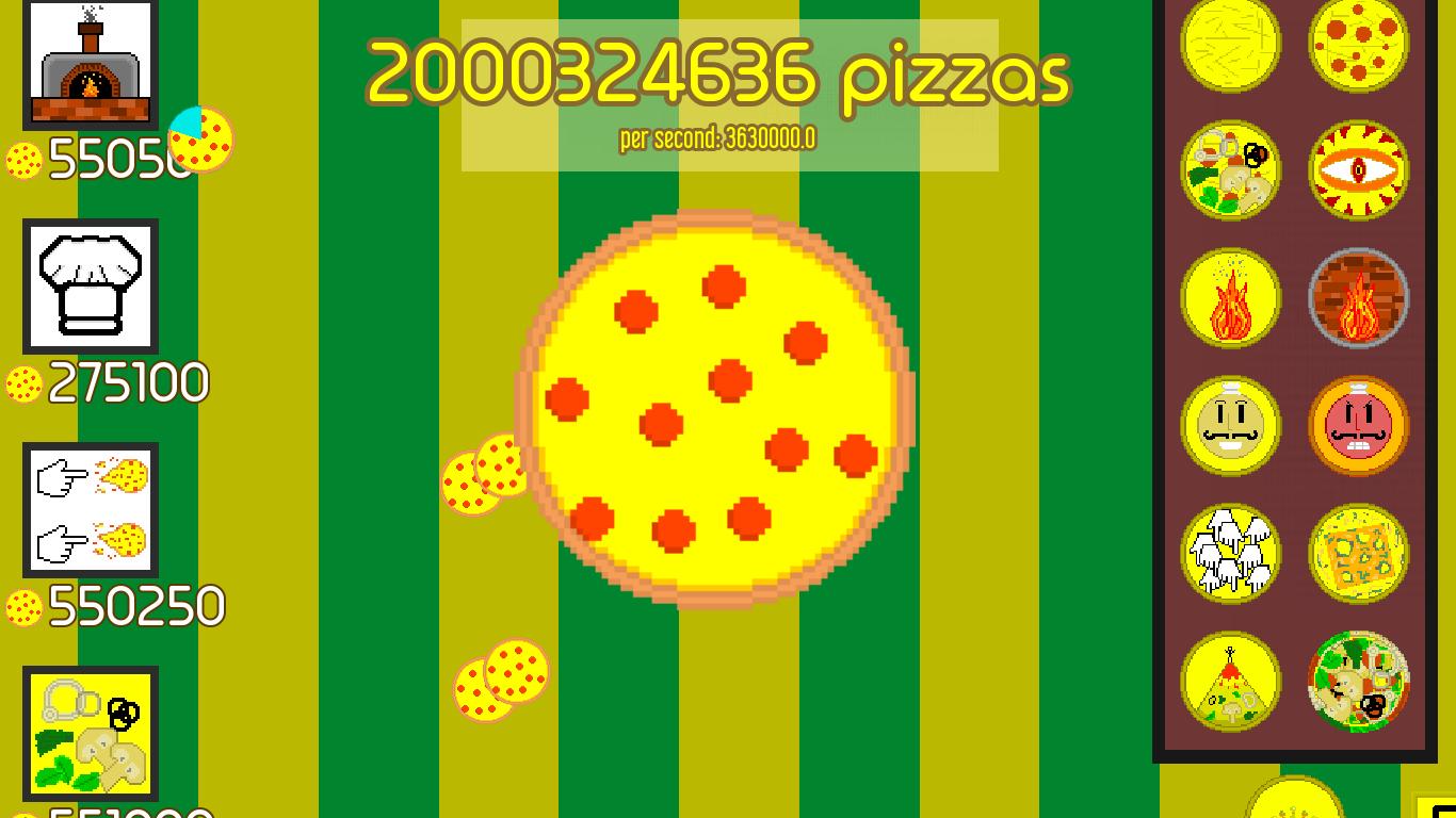 2 Billon Pizzzas