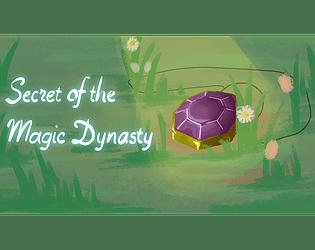 Secret of the Magic Dynasty