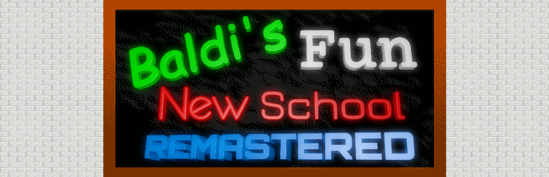 Baldi's Fun New School Remastered 1.4.1