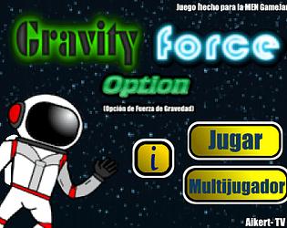 Gravity Force Option