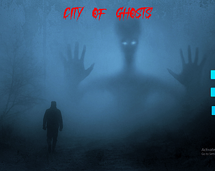 City of Ghosts - Chapter I
