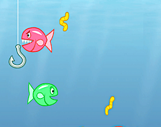 Waggly Fish