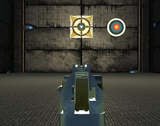 Android Shooting Range