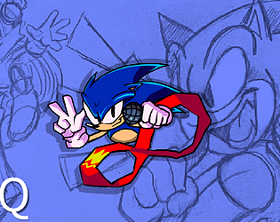 FNF: Modern Sonic - Test