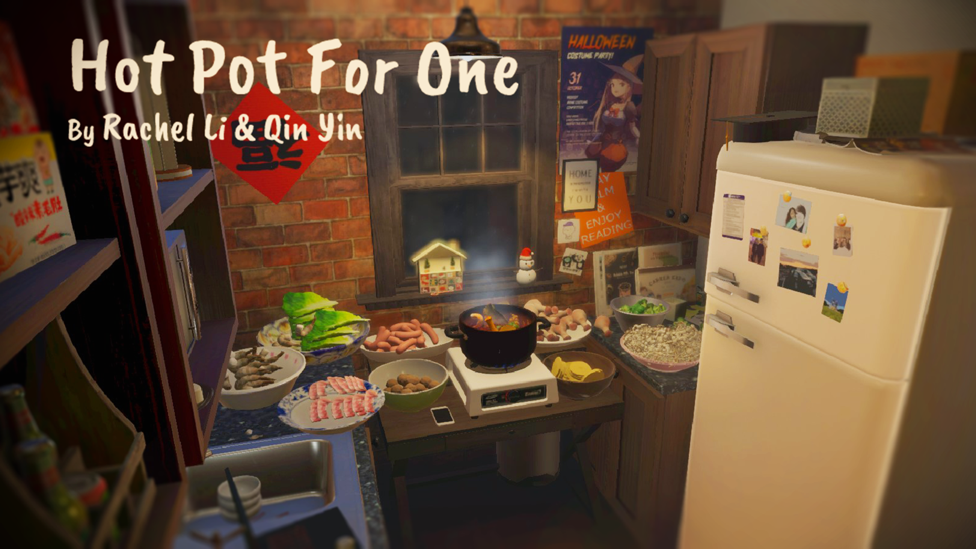 Hot Pot For One