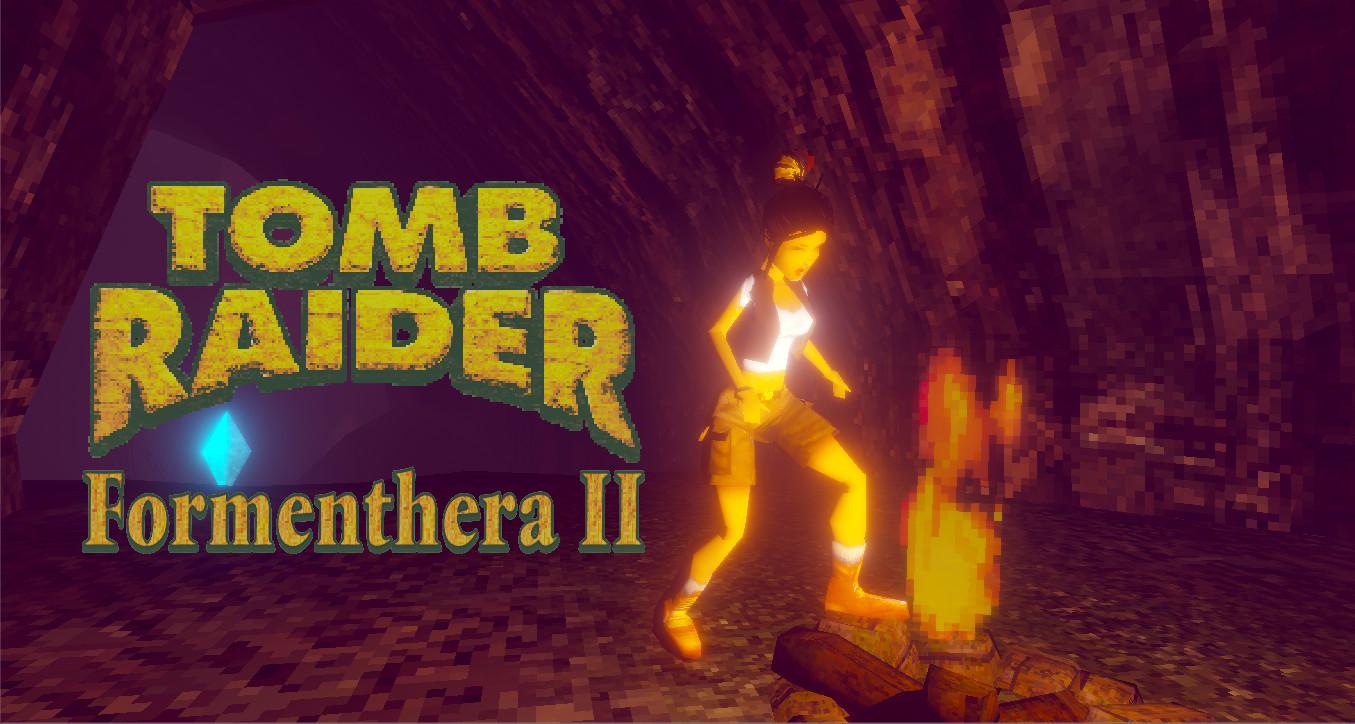 TOMB RAIDER Formenthera 2