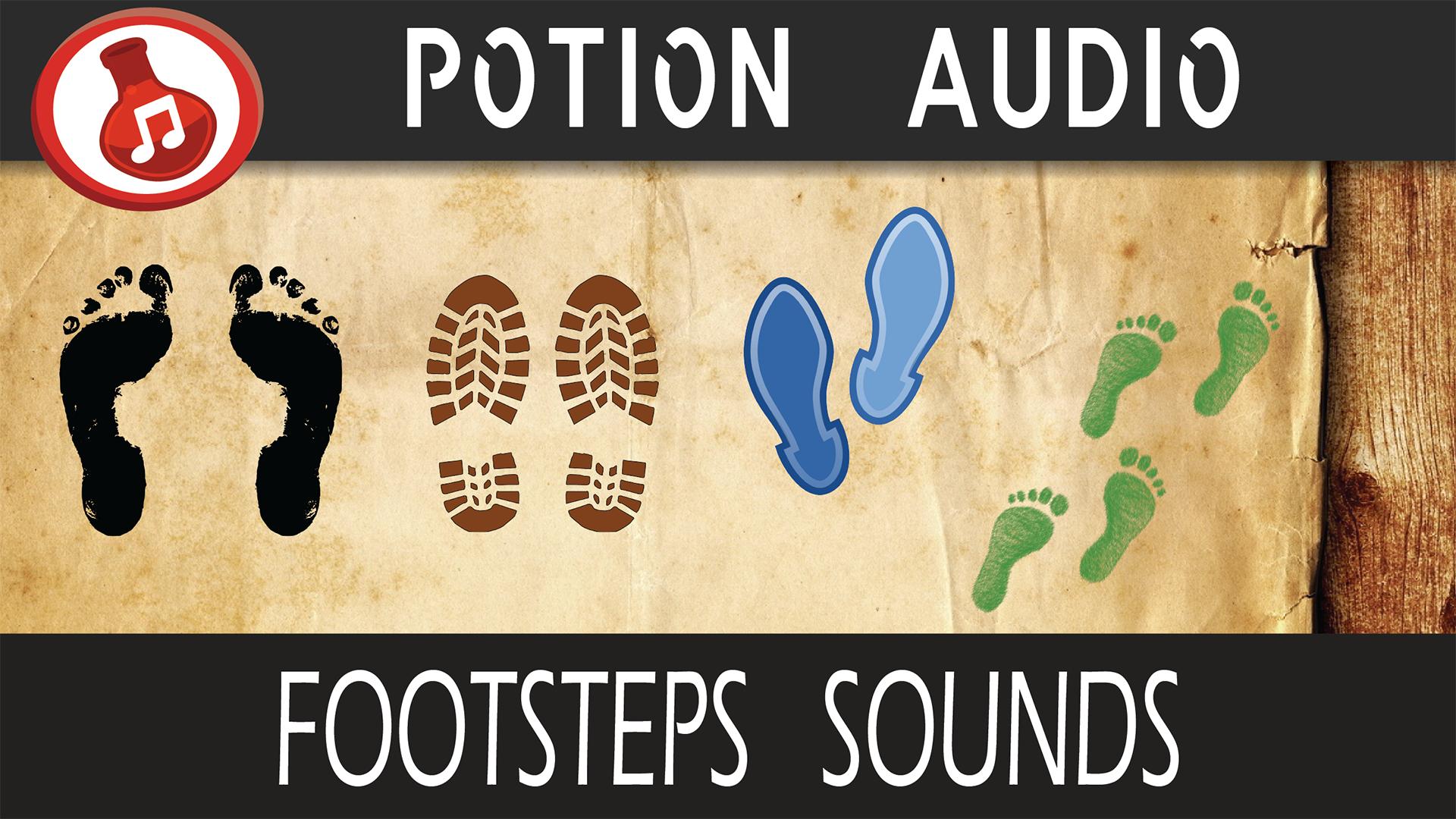 Footsteps Sounds