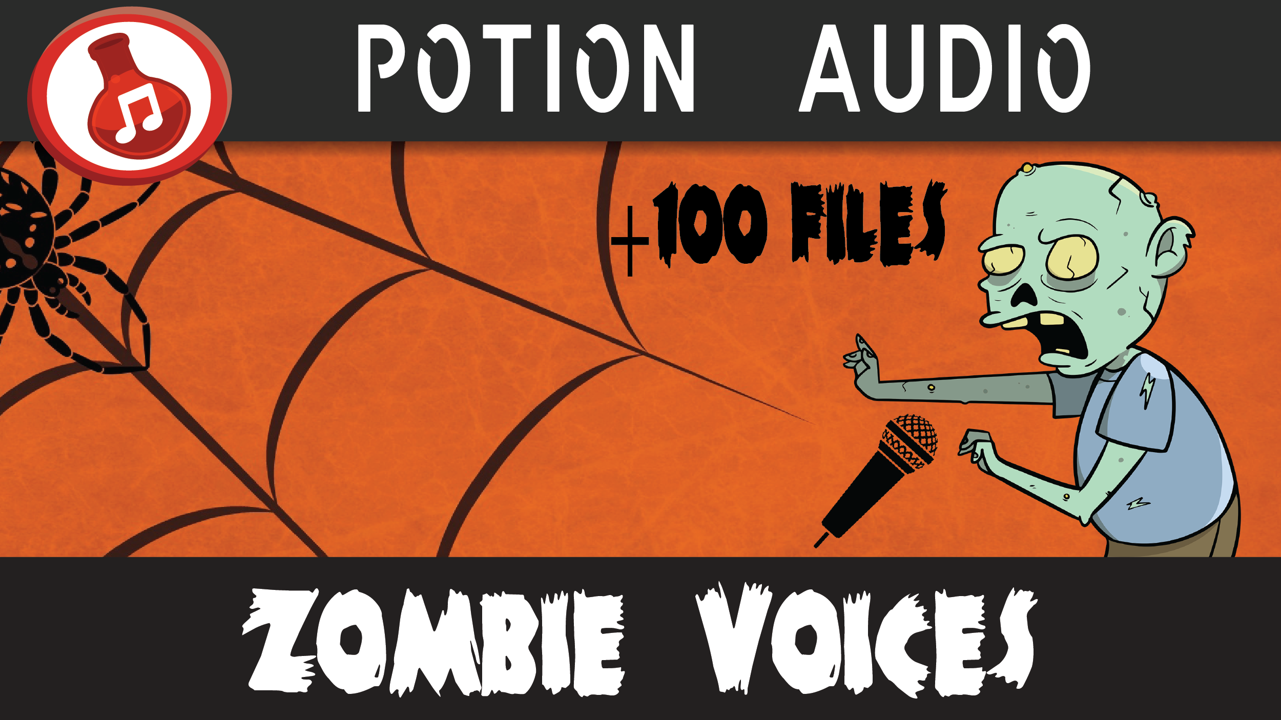 Zombie Voice Pack