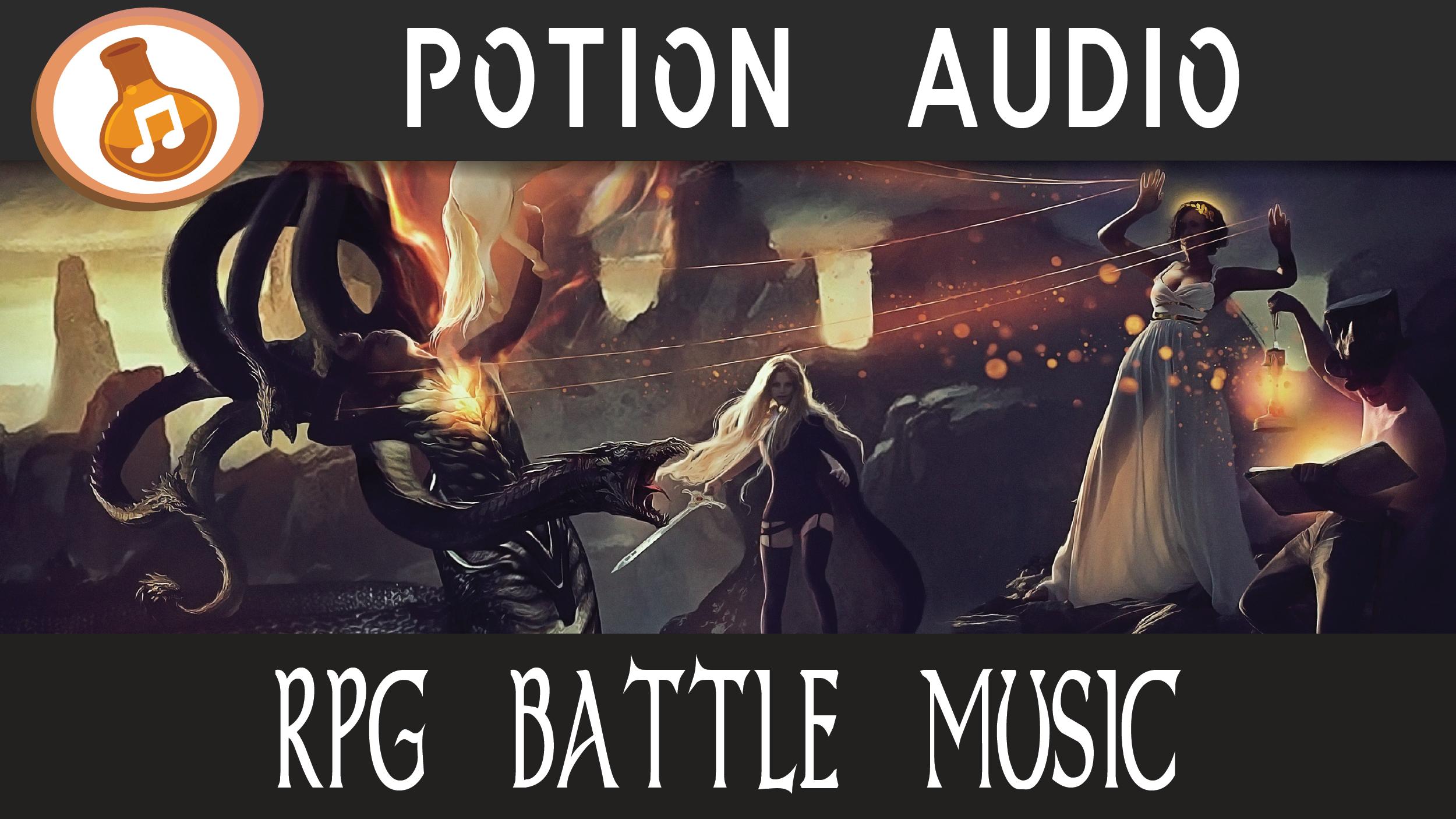 RPG Battle Themes Music