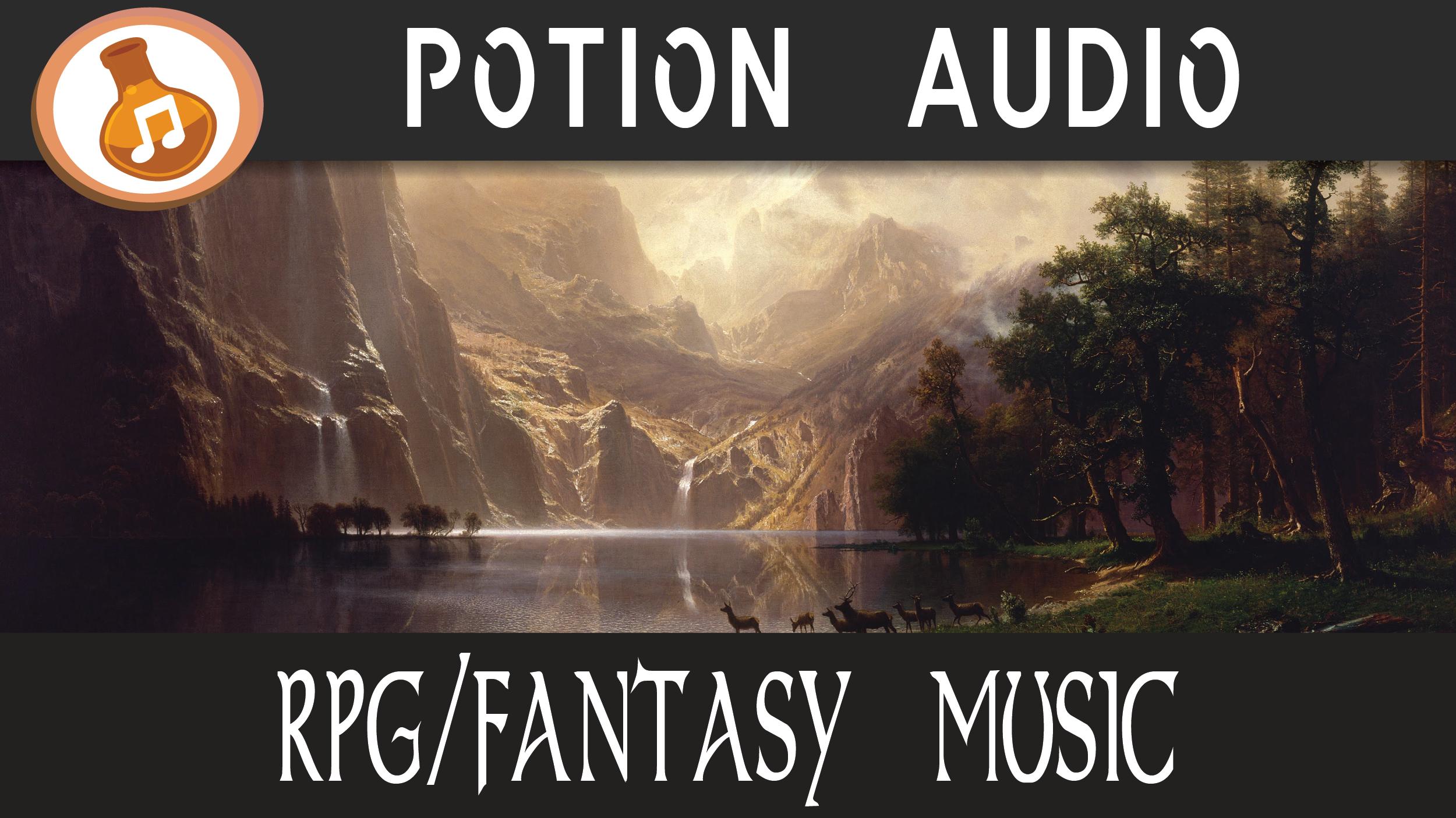 RPG/Fantasy Music Pack