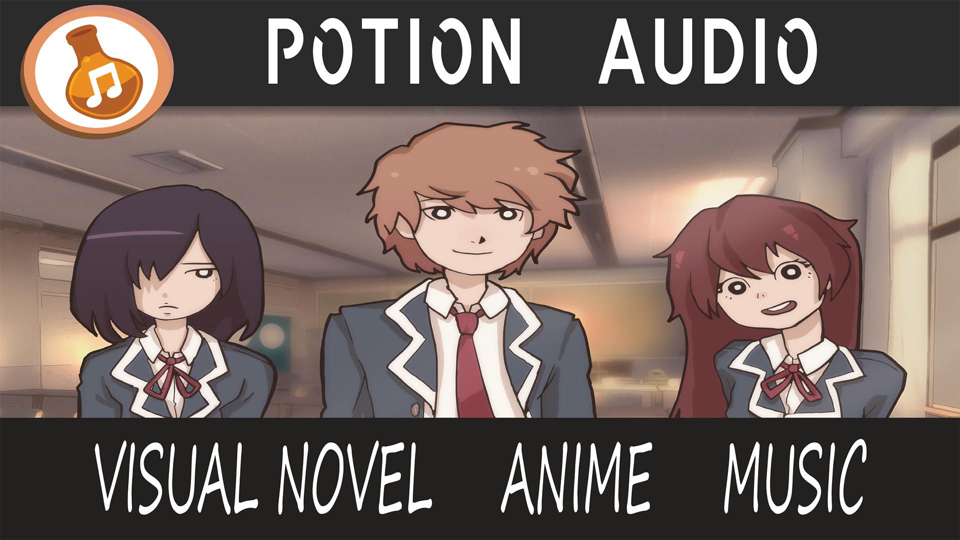 Visual Novel Anime Music Pack