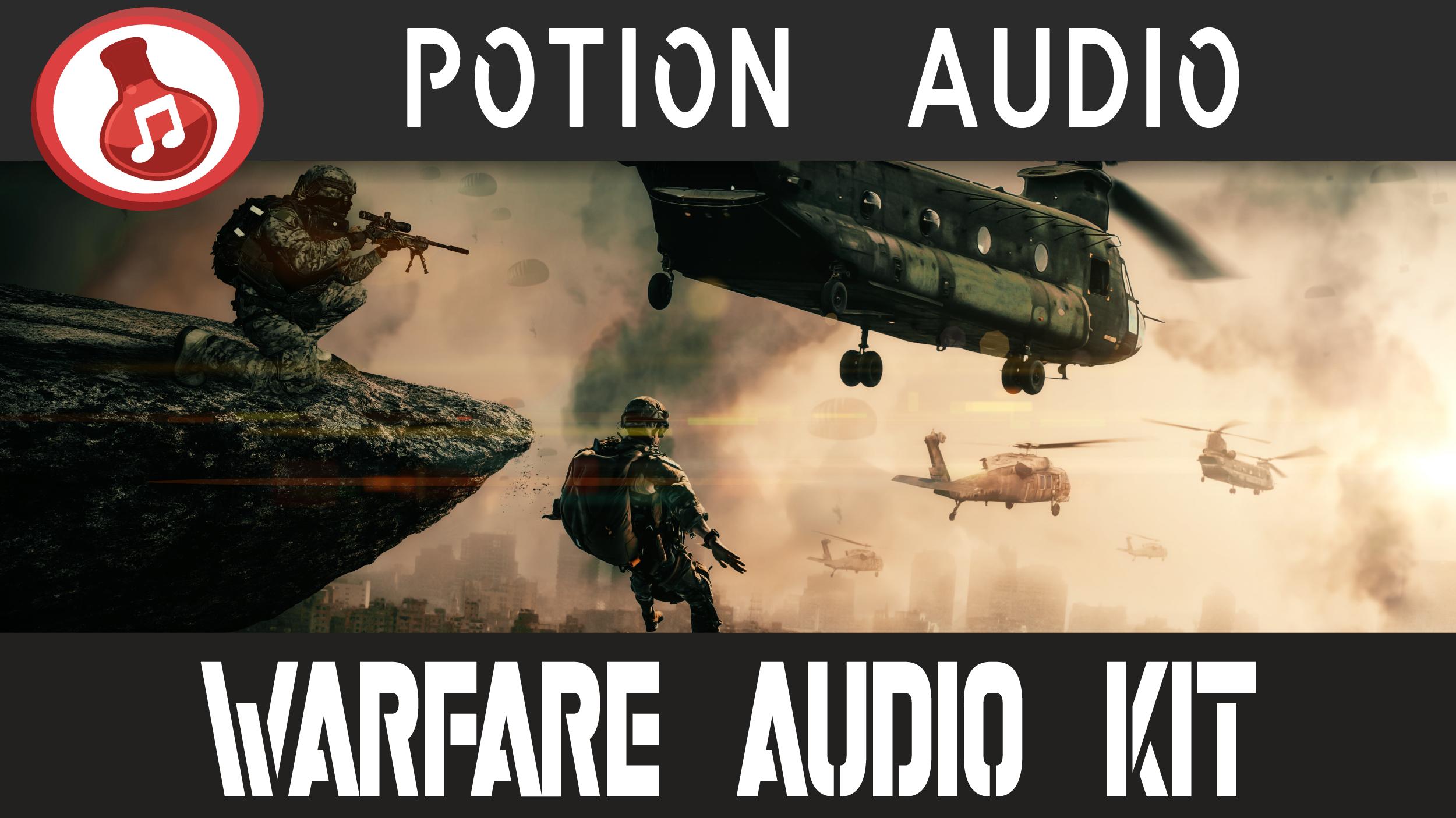 Warfare Audio Kit