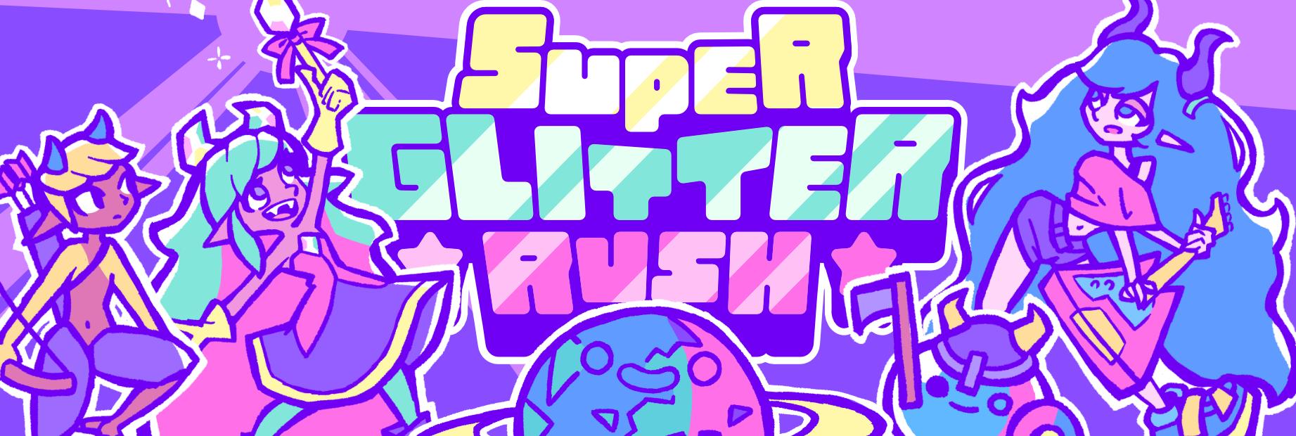 Super Glitter Rush