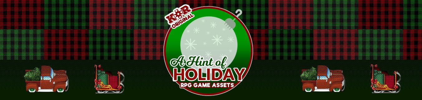 KR Hint of Holiday RPG Mini-Tileset