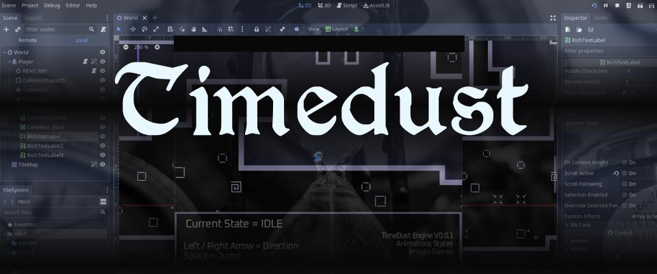 Timedust - Jam Edition