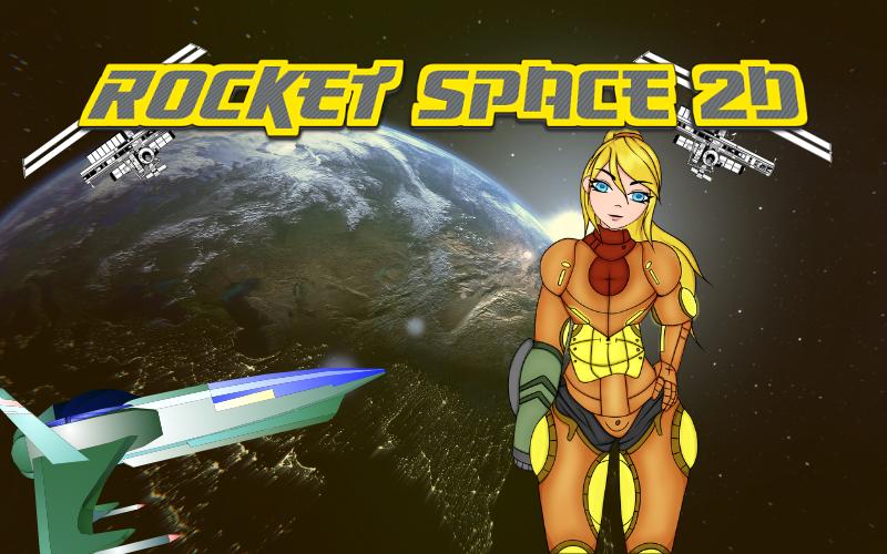 Rocket Space 2D