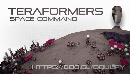 Terraformers: Space Comamnd