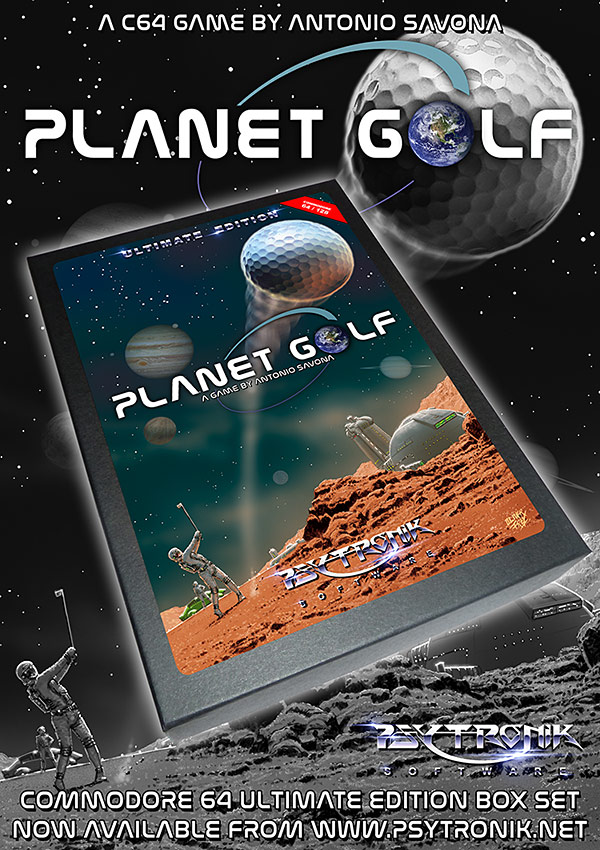 Planet Golf Ultimate Edition