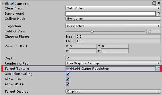 Unity Guide: Upscaling Your Low-Rez Game - Resources - itch io