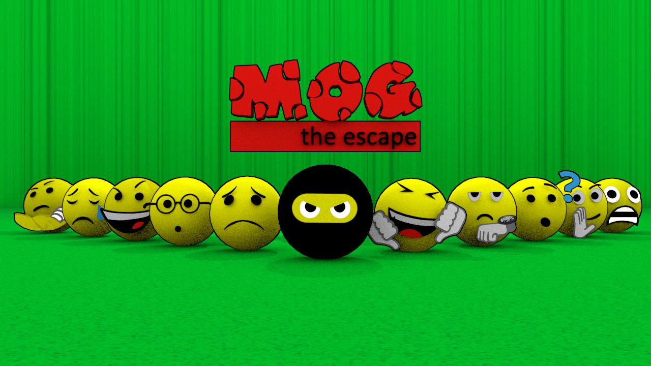Mog the escape game