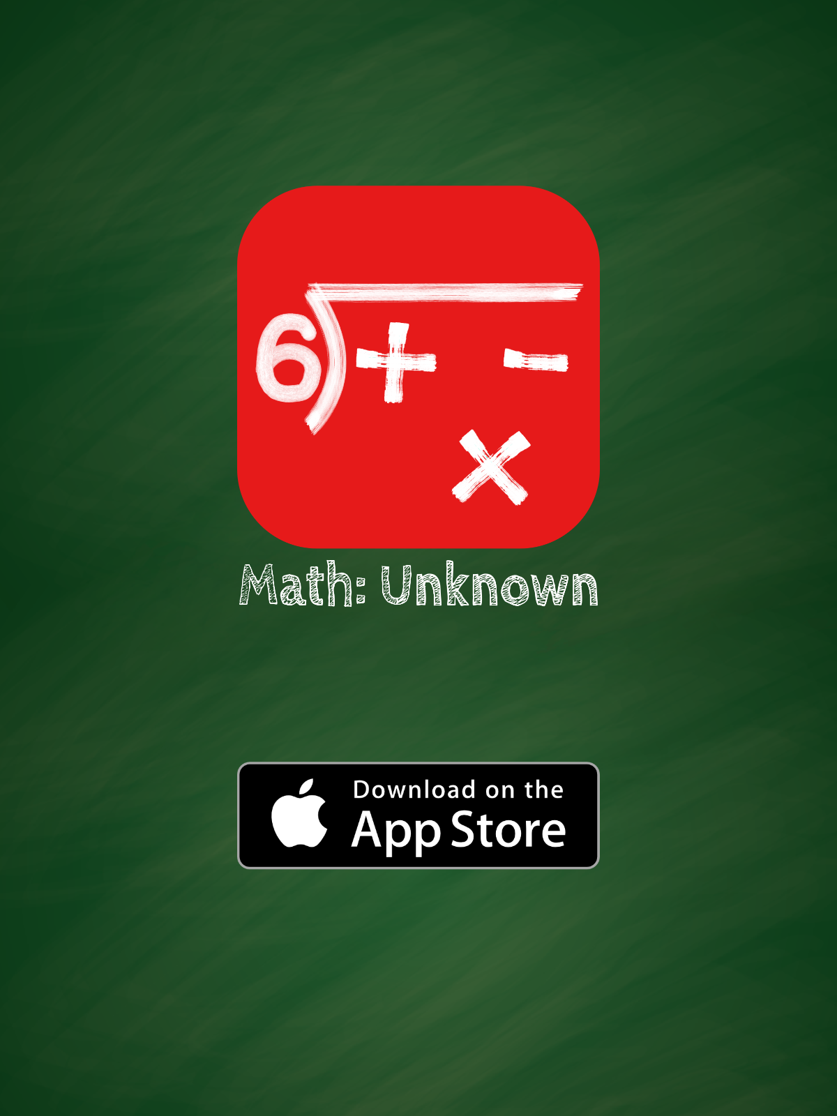 Math: Unknown