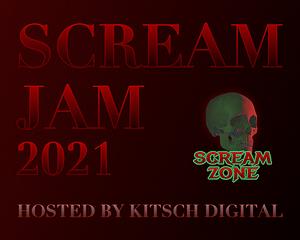 SCREAM JAM 2021