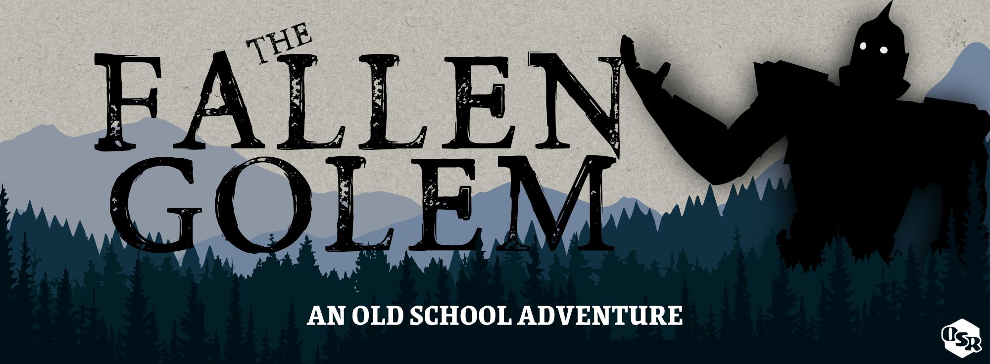 The Fallen Golem