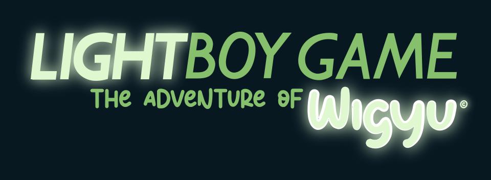 Light Boy Game (Demo)