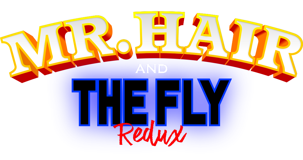 Mr Hair and The Fly Redux