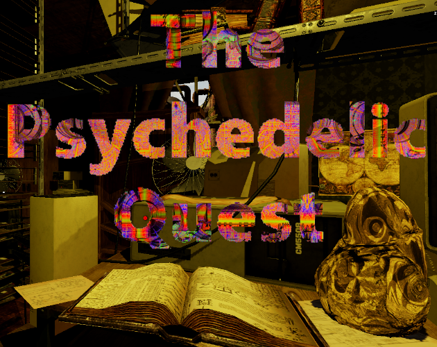 The Psychedelic Quest