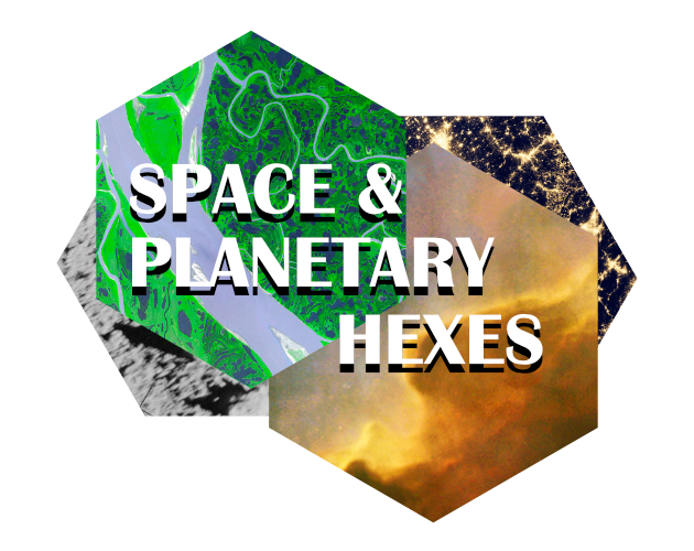 Space & Planetary Hexes