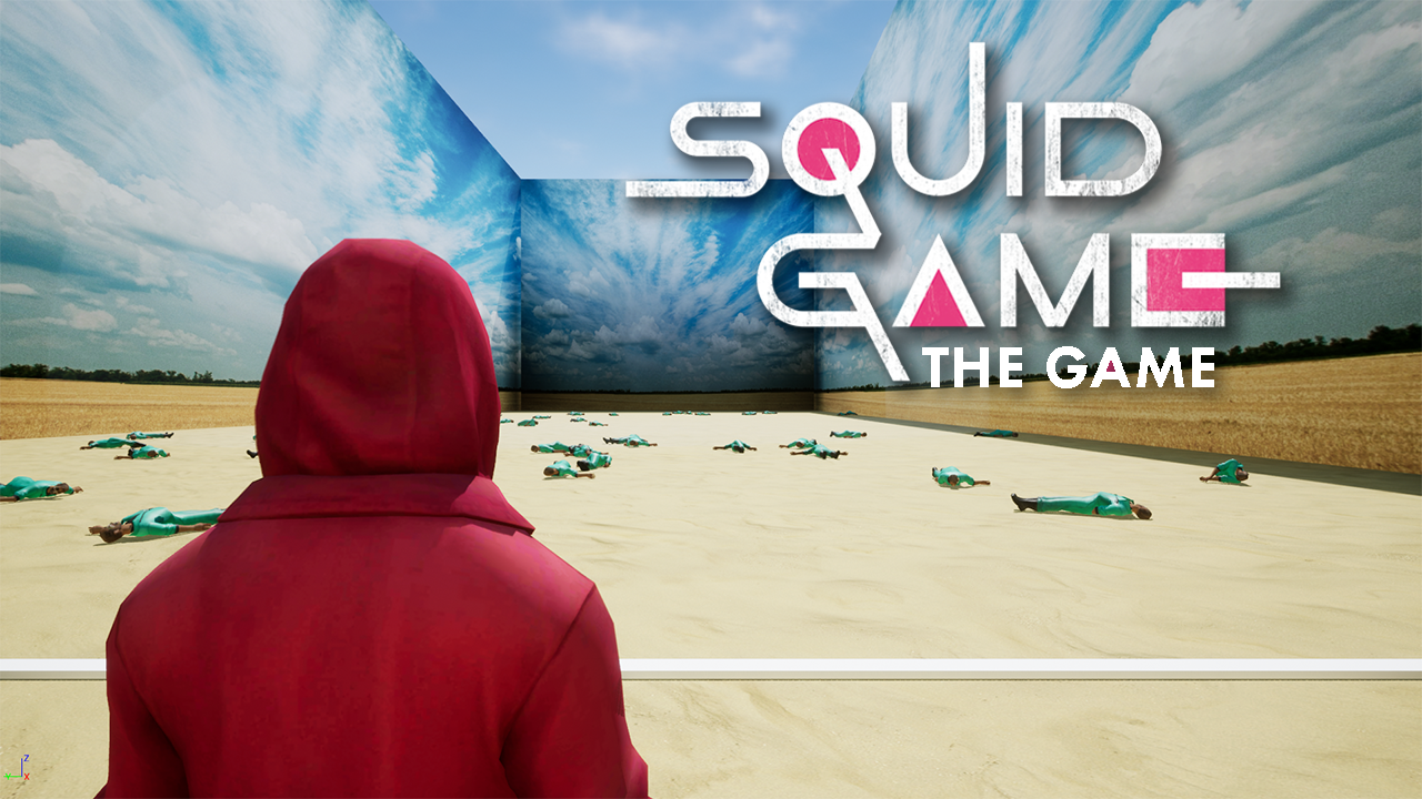 Squid Game: The Game