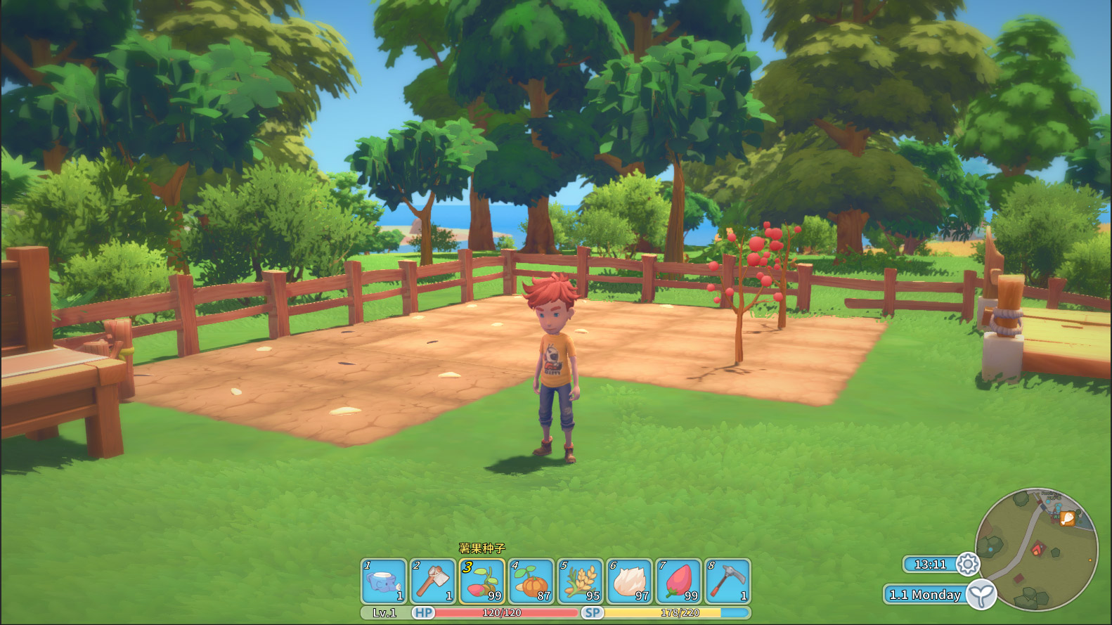 Farming To Be Or Not To Be My Time At Portia By Patheagames