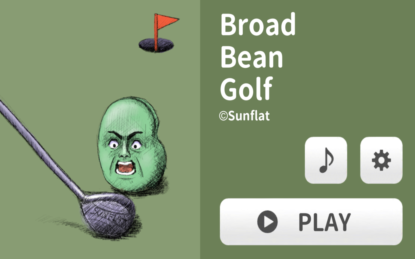 Broad Bean Golf