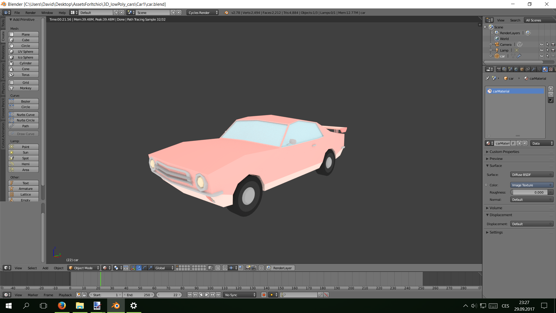 3D Low poly vehicle pack - Release Announcements - itch io