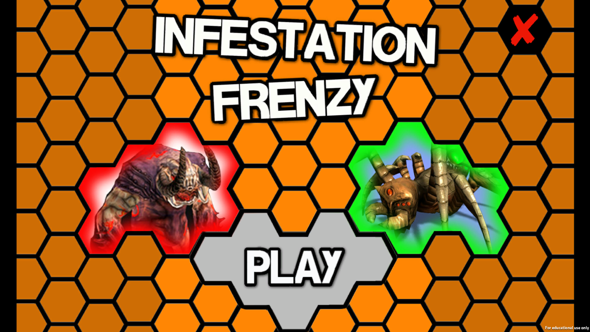 Infestation Frenzy