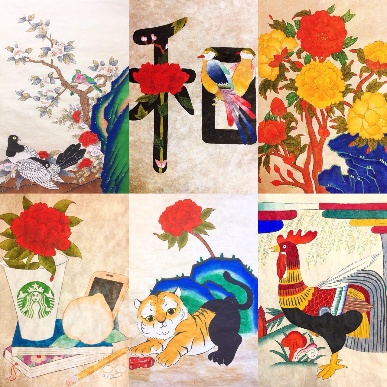 Korea Folk Arts