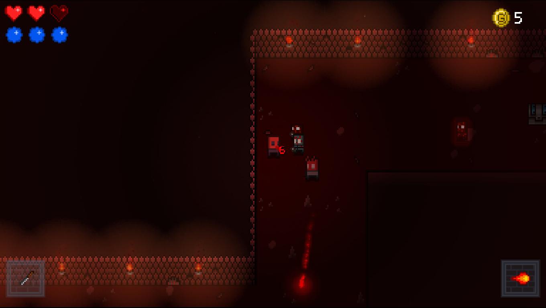 The Corridor- Lava Pits