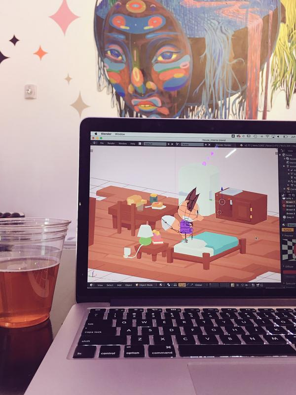 Work and brew