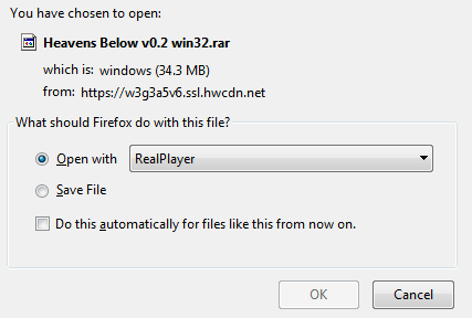 How to download and play a rar  file - Questions, Ideas