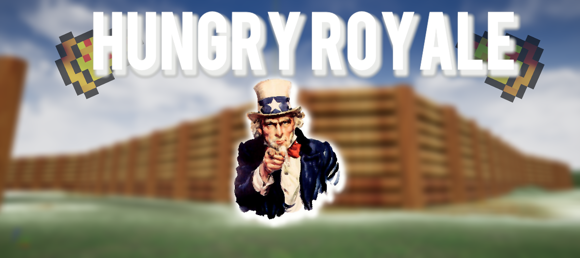 Hungry Royale | Battle Royale