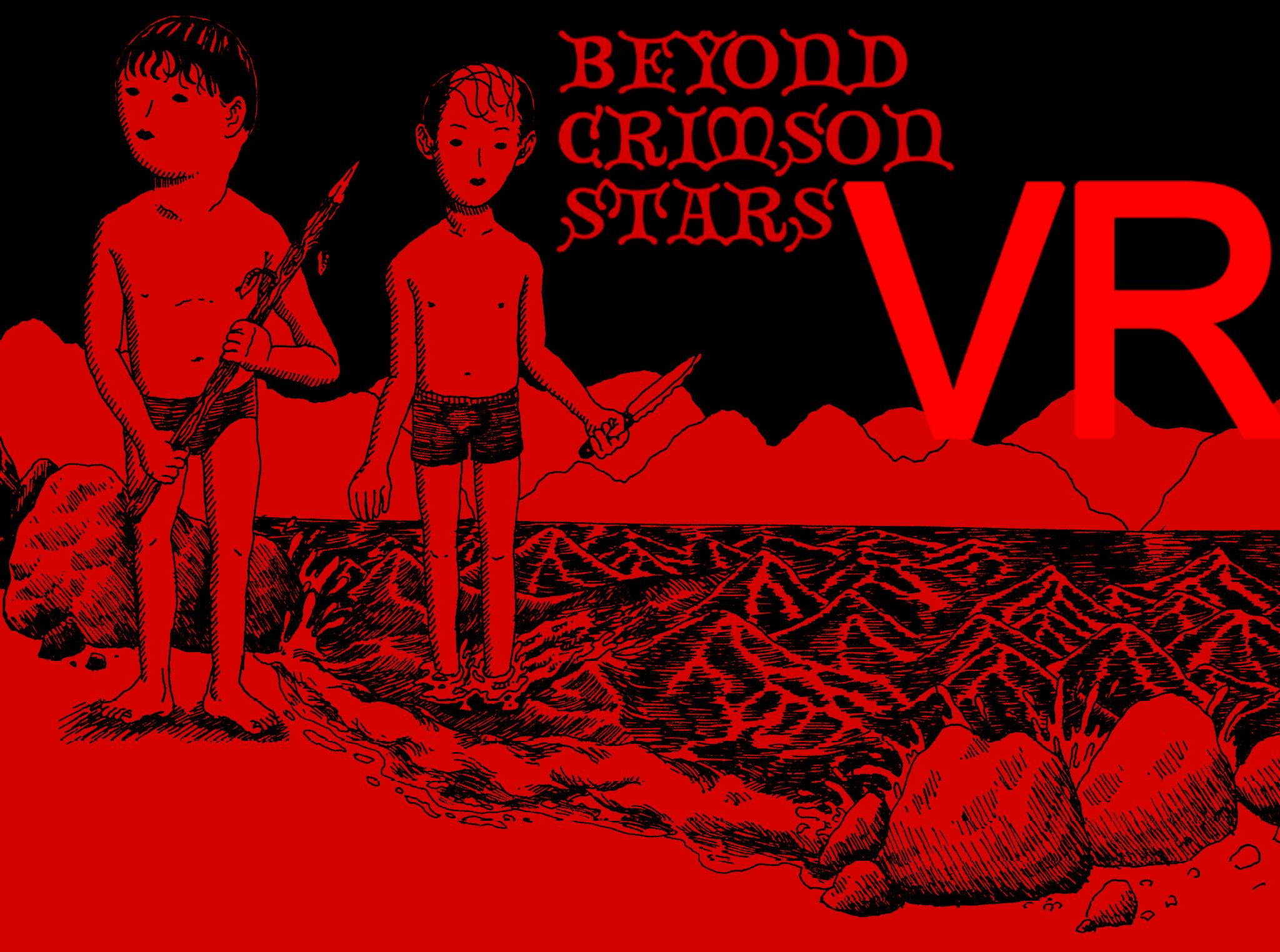 beyond crimson stars VR