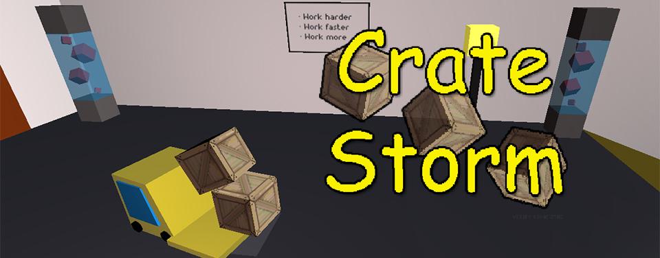 Crate Storm