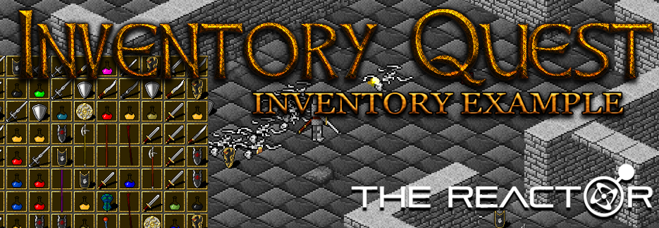 Inventory Quest - Inventory Example