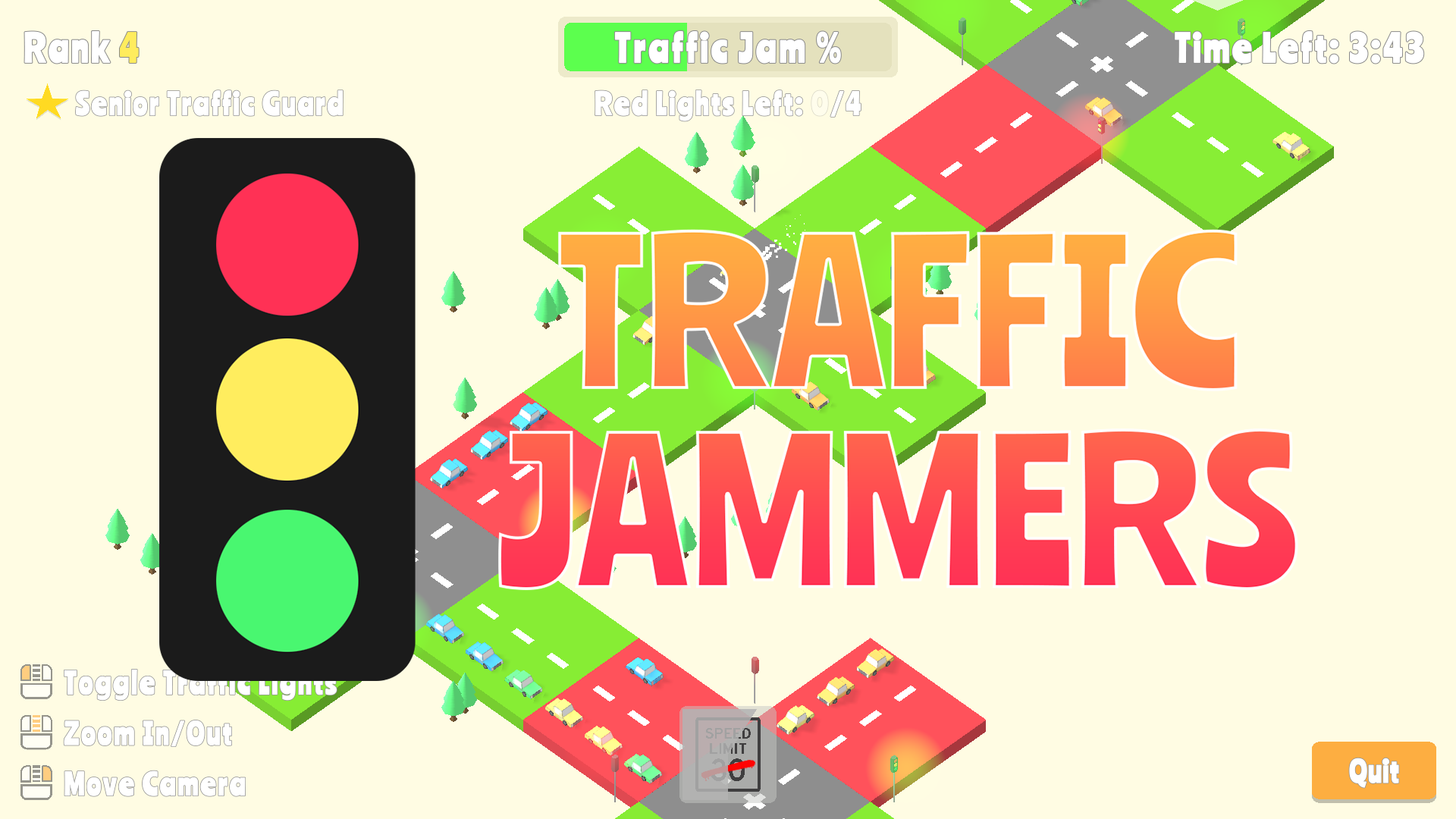 Traffic Jammers