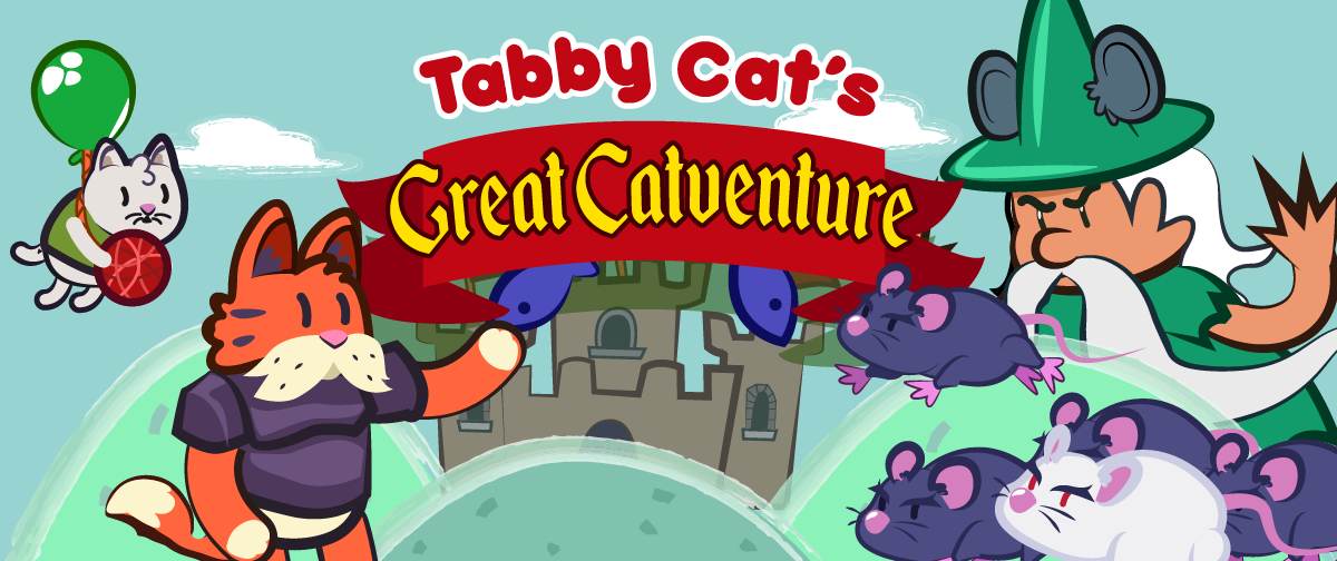 Tabby Cat's Great Catventure