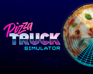 Pizza Truck Simulator