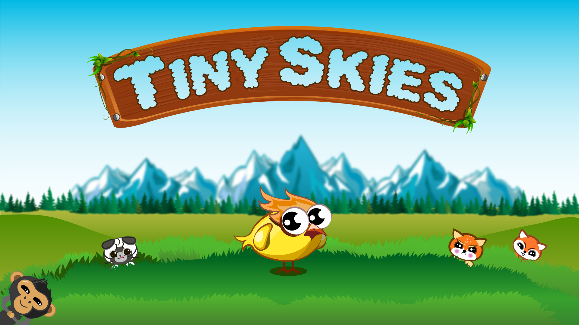 Tiny Skies - Funny Arcade Game